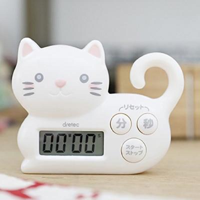 드레텍 고양이 타이머 T-568