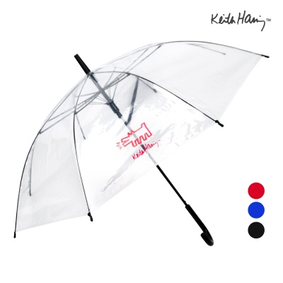 키스해링 60 퍼피 투명우산