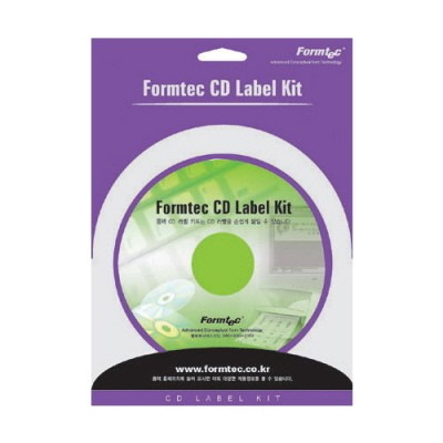 폼텍 CD Label Kit/CA-6138A