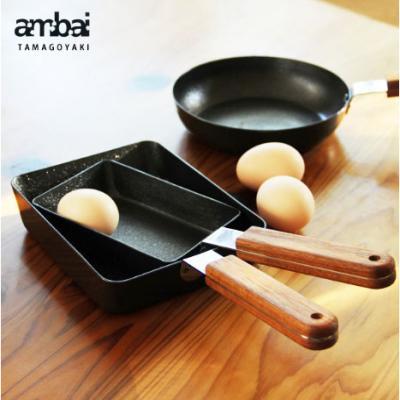 일본 명품 암바이 ambai 계란말이 후라이 팬 대형