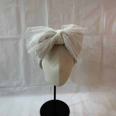 Dot Cha Ribbon Hairband