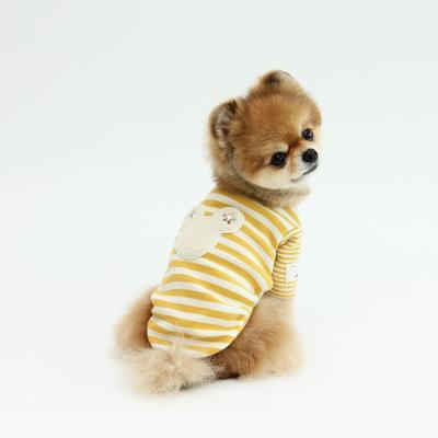 스타 베어 티셔츠 (옐로우)