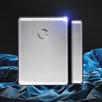 지테크놀로지 G-DRIVE 모바일 V3 외장하드 4TB