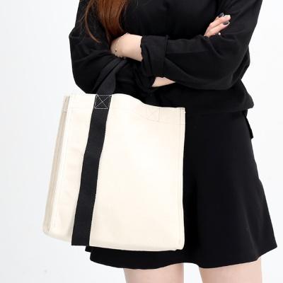 [F/W] W-19 웨하스 캔버스백 여성가방