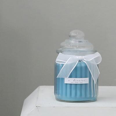 캔디 캔들 240g(스카이-클린코튼)