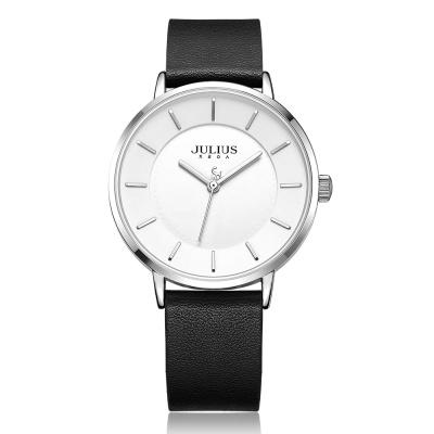 [쥴리어스공식] JA-998 여성시계 가죽시계