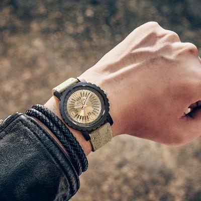 [쥴리어스 옴므 공식] JAH-111 남성시계 가죽시계