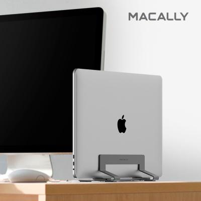 맥컬리 세로형 맥북 노트북 태블릿 스탠드 VCSTAND