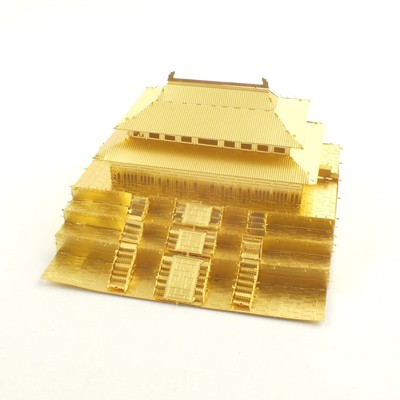 3D골드메탈웍스]1/570 The Palace Museum(MCW651039GO