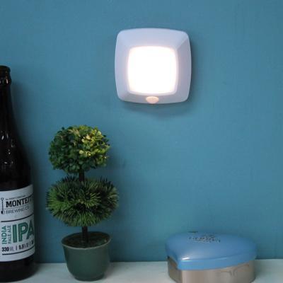 아이클 LED 간접조명 사각 센서등 H-17M