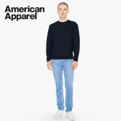 아메리칸어패럴 남녀공용 맨투맨 티셔츠 2color