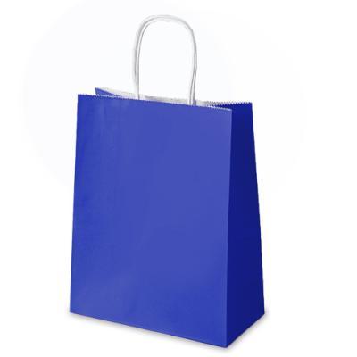 블루 쇼핑백 대(2개)