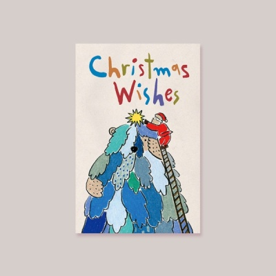 [카드] christmas wishes