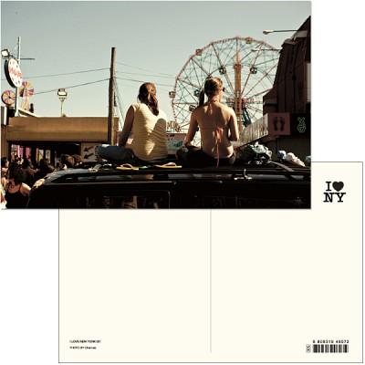 I LOVE NEW YORK (Post card ver.01) - New york 023