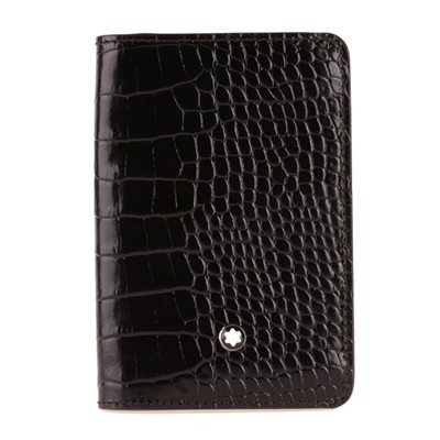 몽블랑 MEISTERSTUCK SELECTION BUSINESS CARD HOLDER (103403)