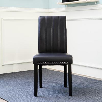 [이노센트플러스] 리브  랭스 인조가죽 원목 의자(1+1)