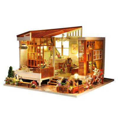 [adico]DIY 미니어처 하우스 - 라이크 어 드림