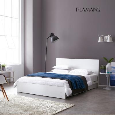 플라망 리베라 통깔판 침대 K