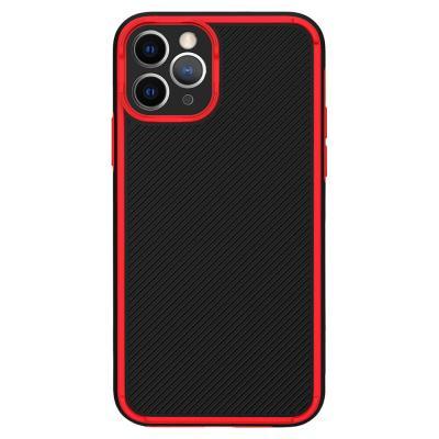 P578 아이폰6S플러스 포인트 컬러 라인 젤리 케이스