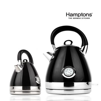 햄튼 프리마 커피포트 전기포트 HSK-F659B 블랙
