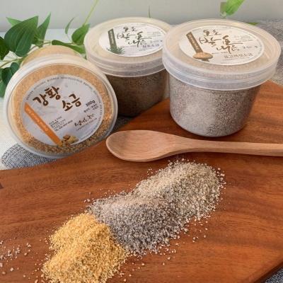 천연발효 강황,표고,함초소금 3종 (택1)