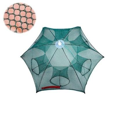 우산형 원터치 6구 통발(약87cm) 접이식 간편