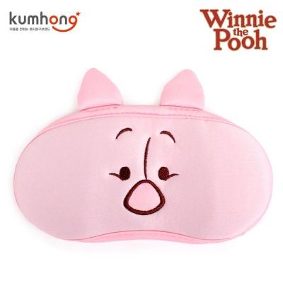 금홍팬시 푸우 안대 핑크 캐릭터 수면 보조 용품