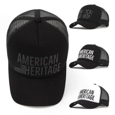 [디꾸보]어메리칸 워싱 메쉬캡 어저스터블 모자 AL170