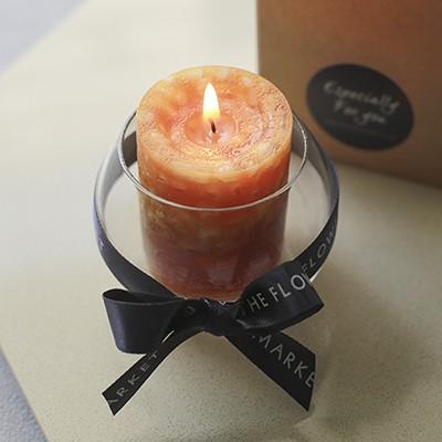 초콜렛 아로마향초 gift set(발렌타인)