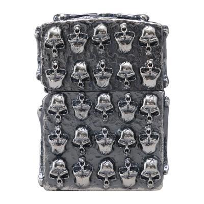 ZIPPO skull J SV 멀티 스컬 재킷