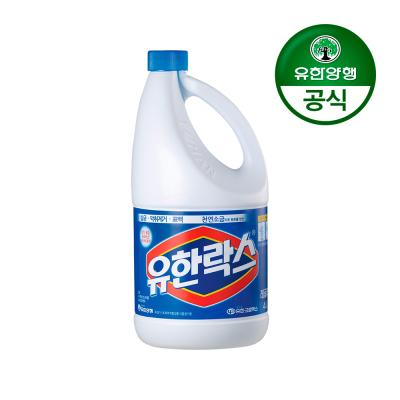 [유한양행]유한락스 레귤러 4L