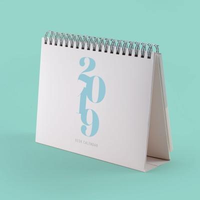 2019 탁상 달력 + 스티커 DCAL-ETS19
