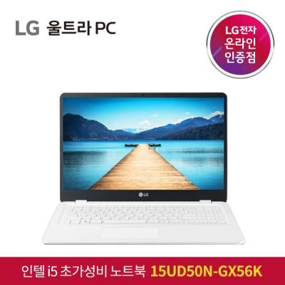 LG전자 울트라PC 15UD50N-GX56K 가성비 인강용 업무용