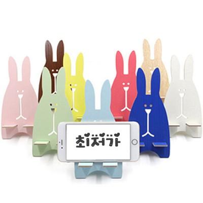 코코 귀여운 토끼 스마트폰거치대