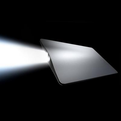Iain Sinclair 카드형 미니 LED 손전등