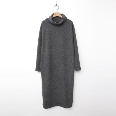 Warm Turtleneck Dress