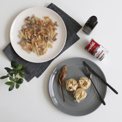 (국산)쏠레이 스마일 접시 대- 6color