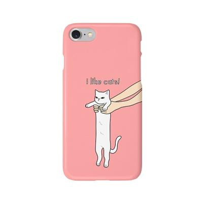 i like cats case(귀찮은고양이)