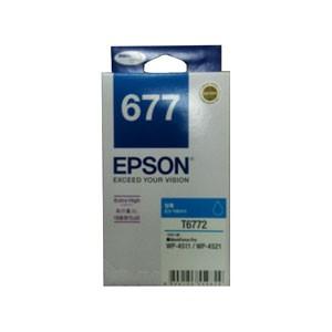 엡손(EPSON) 잉크 C13T677270 (슈퍼대용량플러스) / NO.677 / Cyan / WP-4521,WP-4511