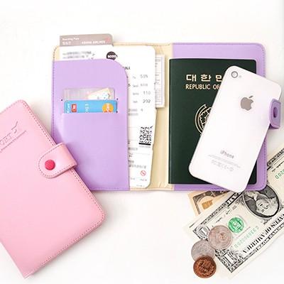 365 트레블러 여권케이스