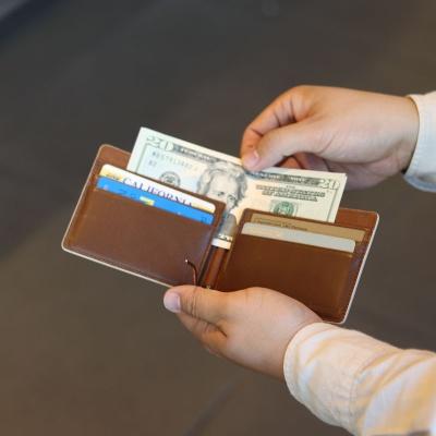 Money Clip Slim(머니클립슬림) 태닝네츄럴