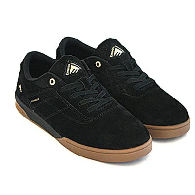 [EMERICA] HERMAN G6 (Black/Gum)