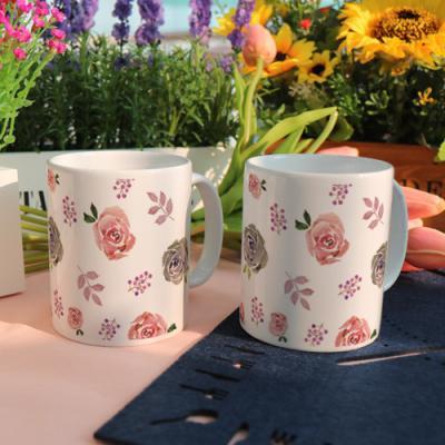ic615-디자인머그컵2p-수채화나뭇잎3