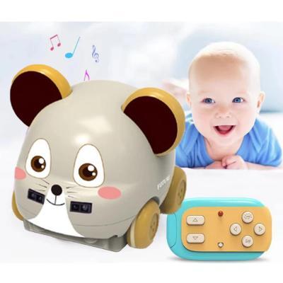 맥킨더 귀여운 트래커 마우스 (장애물 피하기 센서)