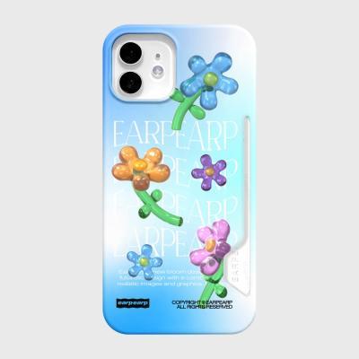 JELLY FLOWER-SKY BLUE(카드수납)