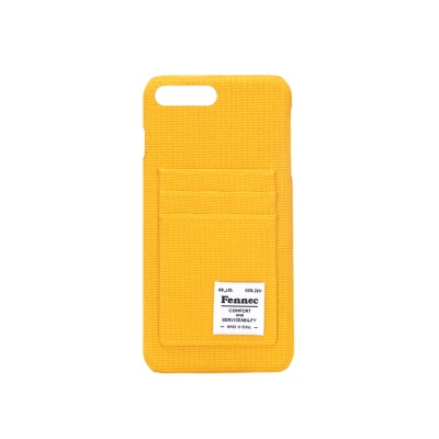 FENNEC C&S iPHONE 7+/8+ CASE - YELLOW