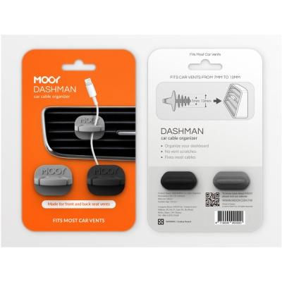 MOOY 차량용 케이블홀더 DASHMAN(대쉬맨)