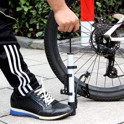 푸쉬 휴대용 자전거 펌프