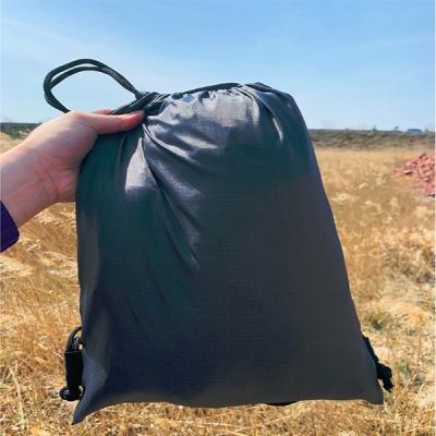 캠핑용 양면 방수기모 담요매트 2사이즈