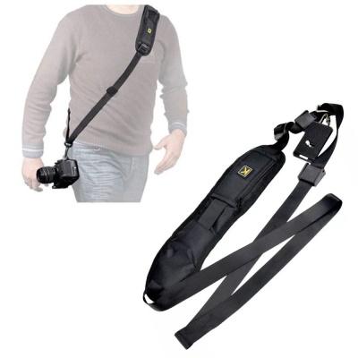 어깨 목 넥 어깨 카메라 스트랩 슬링 릴리스 디지털